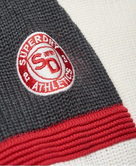 Superdry Pull à col rond texturé Athletic