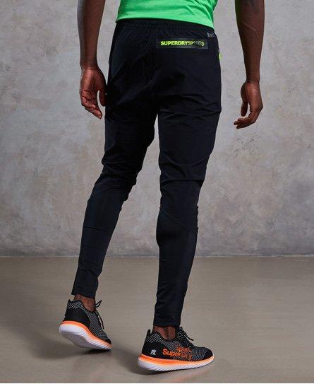 Superdry Joggers elásticos de tela de deporte