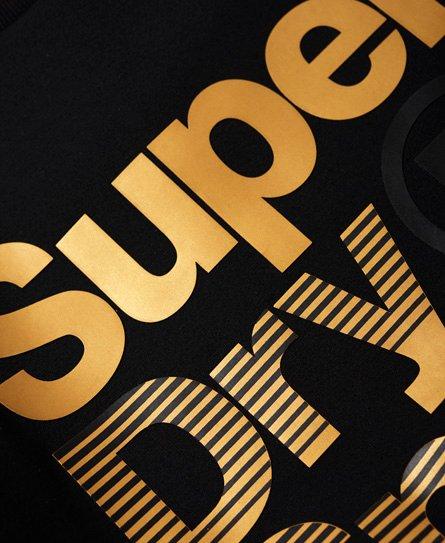 Superdry Gym Tech Gold Award T-Shirt