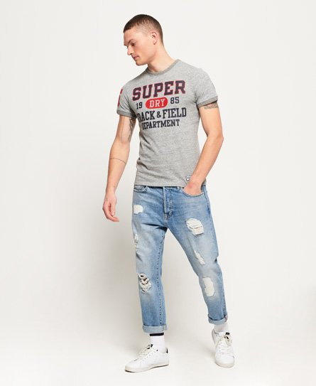 Superdry Trackster Ringer T-Shirt