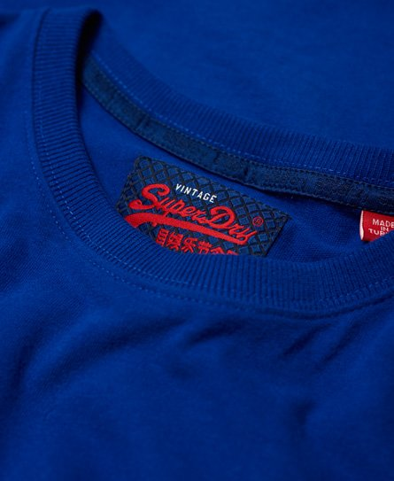 Superdry Vintage Logo Panel T-shirt