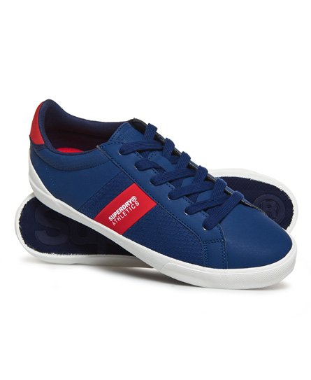 Superdry Vintage Court Trainers
