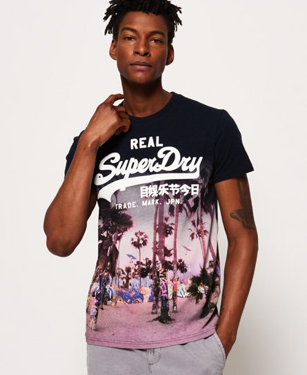 Superdry Vintage Logo Photographic T-Shirt