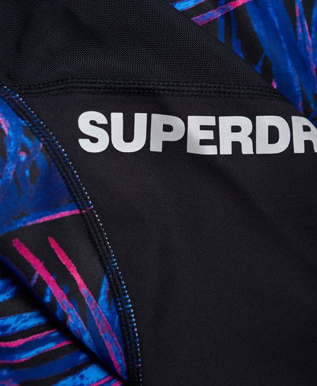 Superdry Sport Printed 7/8-leggings
