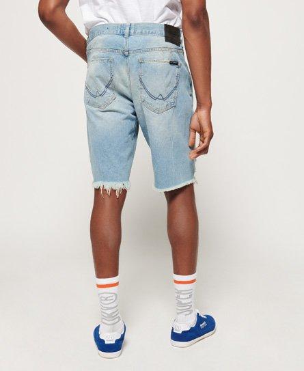Superdry Loose Denim Shorts