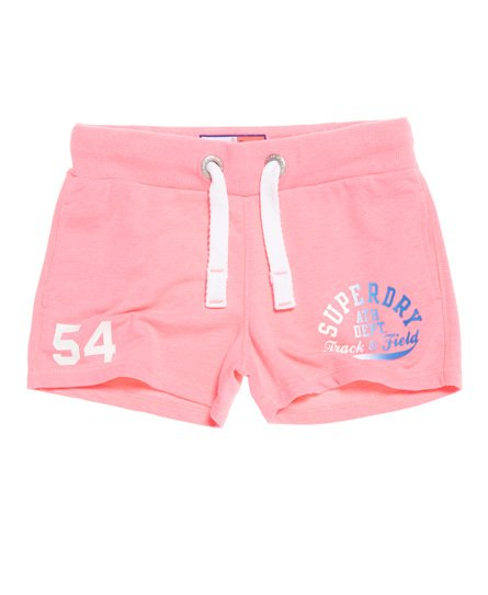af8a73679c499a Superdry Track & Field Lite Shorts - Women's Shorts