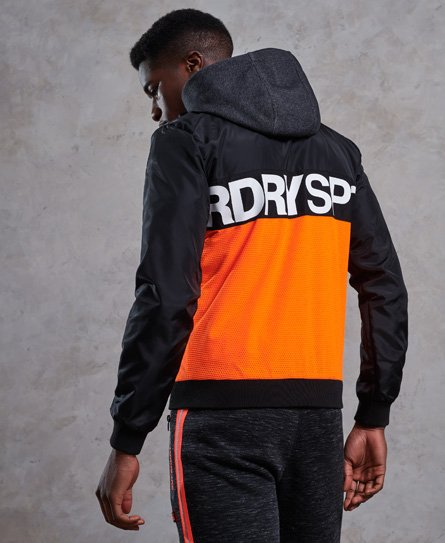 Superdry Tokyo Project Block Bomber Jacket - Men's Jackets
