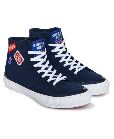 Superdry Pacific Hi Top-joggesko