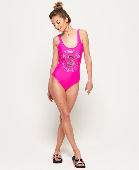Superdry Maillot de bain Miami Beach Club
