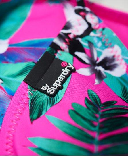 Superdry Haut de bikini Electro Tropic