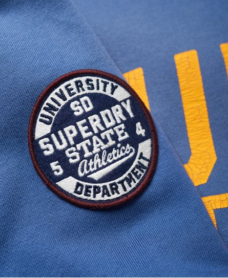 Superdry Sweat ras du cou Upstate Wash
