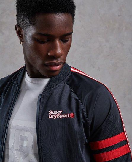 Superdry Camiseta de deporte en punto tricot