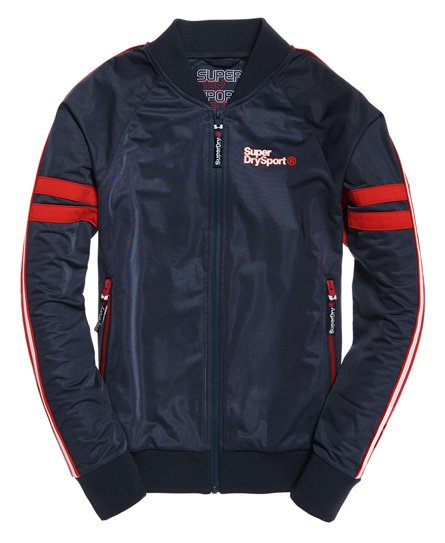 Superdry Training Tricot Track-topp