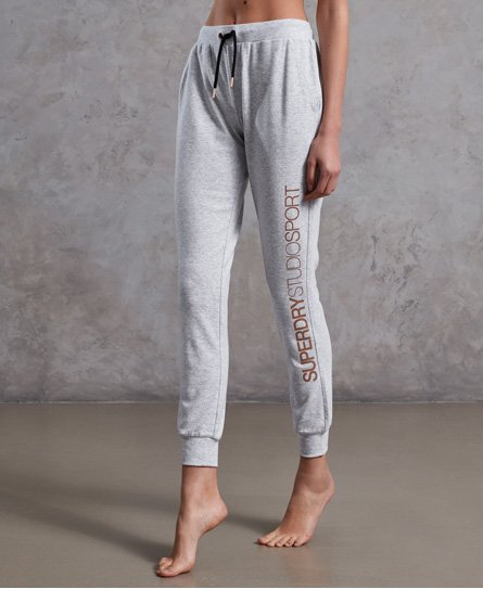 Superdry Pantalon de survêtement Studio super doux