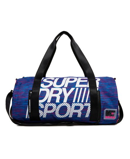 Superdry Fitness Barrel Bag
