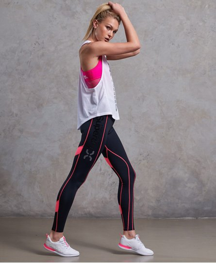 Superdry Bionic Compression Leggings