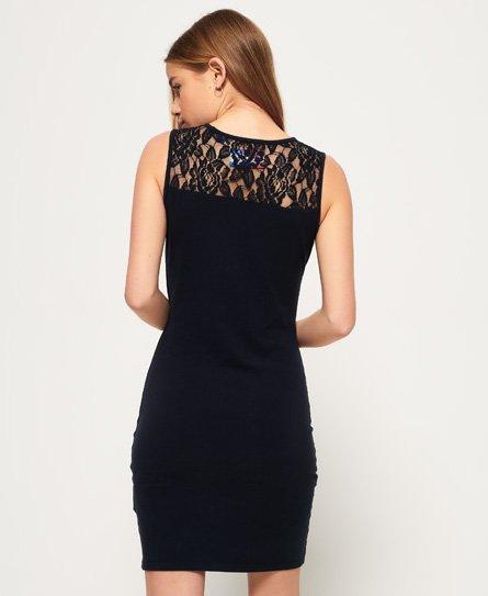 Superdry Lace Trim jurk