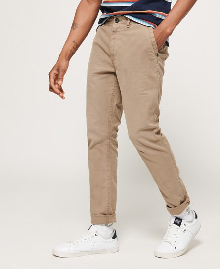 Superdry Chinos Lowrider Surplus Goods