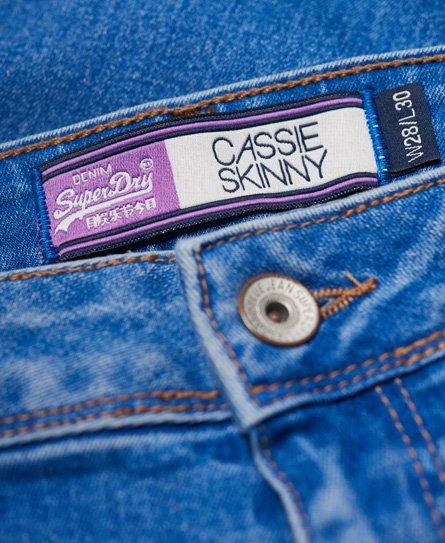 Superdry Jean skinny Cassie
