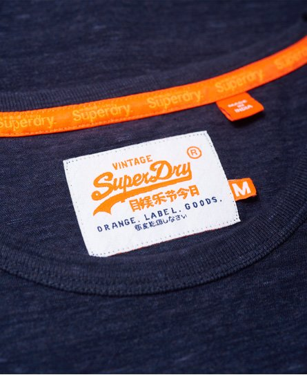 Superdry Orange Label Vintage Embroidered Vest Top