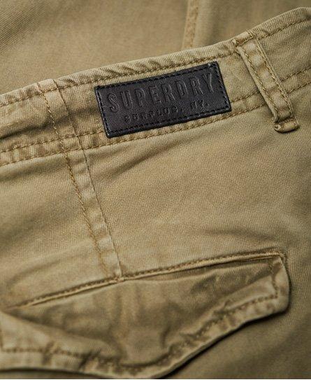 Superdry Surplus Goods Low Rider Cargo Pants
