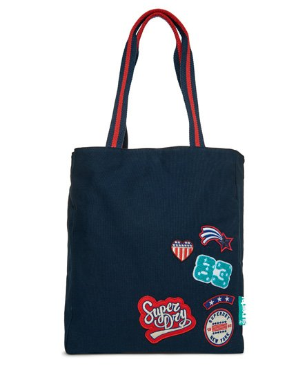 Superdry Pacific League tote
