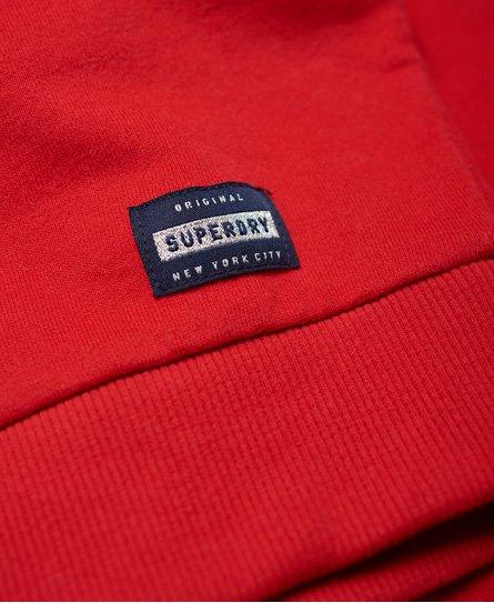 Superdry Mesh Sleeve Hood Dress