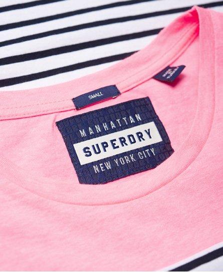 Superdry T-shirt Pop Breton
