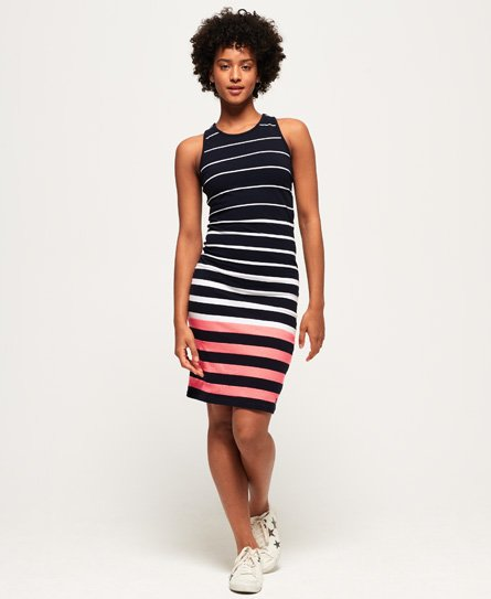 Superdry Sports Luxe Midi-kjole