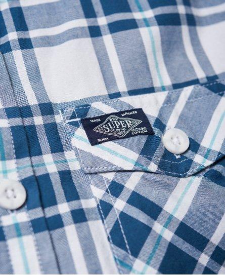 Superdry Washbasket Short Sleeve Shirt