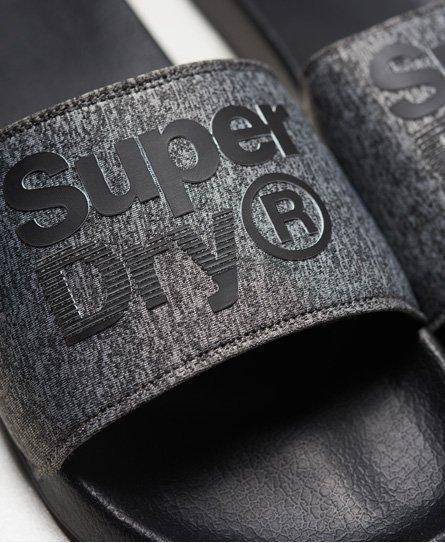 Superdry Lineman Pool Sliders
