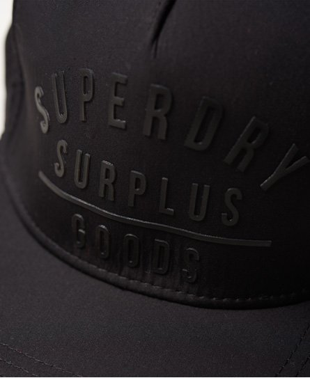 7819214530191 Mens - City Surplus Goods Cap in Black