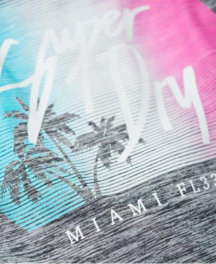 Superdry Maillot de bain à logo SD Palm