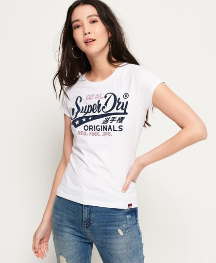 Bonded Denim T-shirt