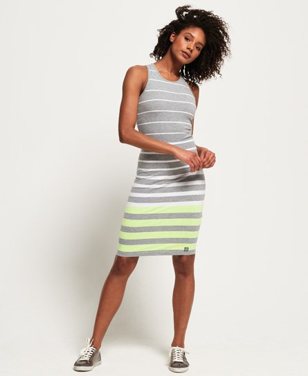 Superdry Sports Luxe midi-jurk