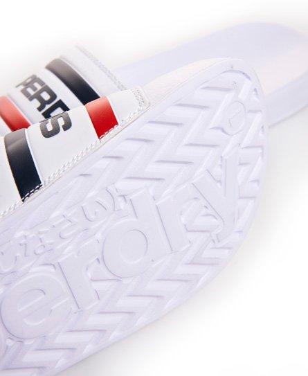 Superdry Retro Colour Block Sliders
