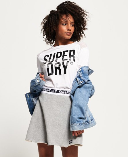 Superdry Madison Sweat Skirt