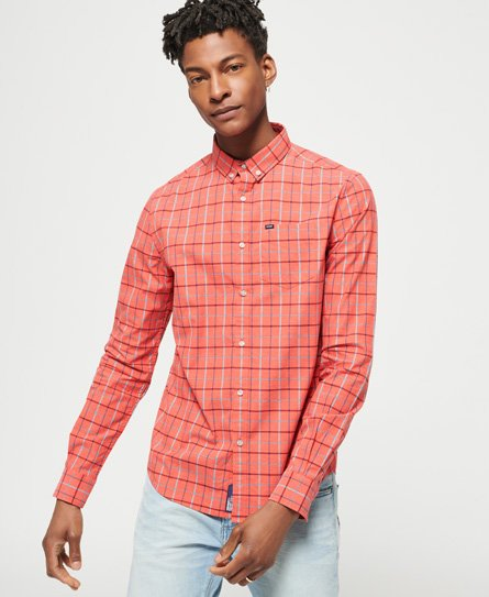 Superdry Ultimate University Oxford Hemd