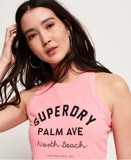Superdry Miami Mini Bodycon-kjole