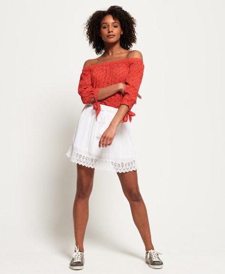 Superdry Prairie Skirt