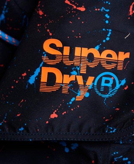 Superdry Echo Racer Swim Shorts