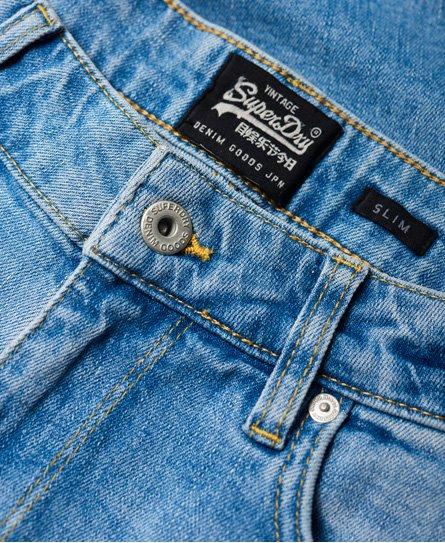 Superdry Slim Denim Shorts