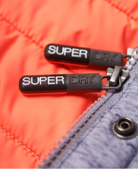 Superdry Veste à double zip Fuji Slim