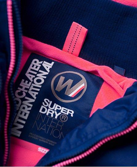 Superdry Hupullinen Arctic Pop Zip SD-Windcheater -takki