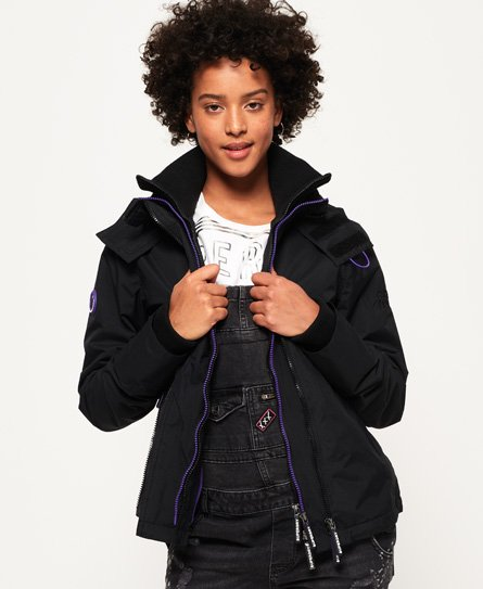Veste à capuche Pop Zip Arctic SD-Windcheater