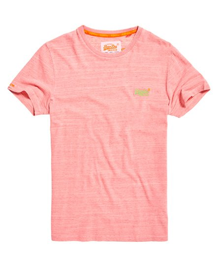 Superdry Orange Label Tint T-shirt