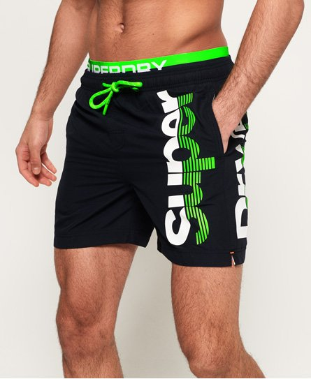 Superdry SD State Volley Swim Shorts
