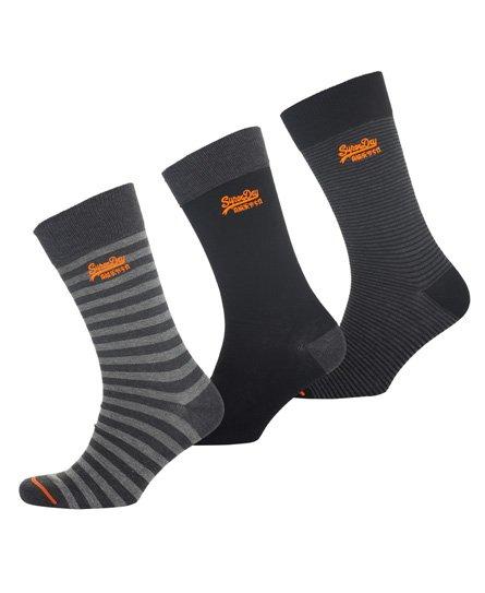 Superdry City Sock Triple Packs