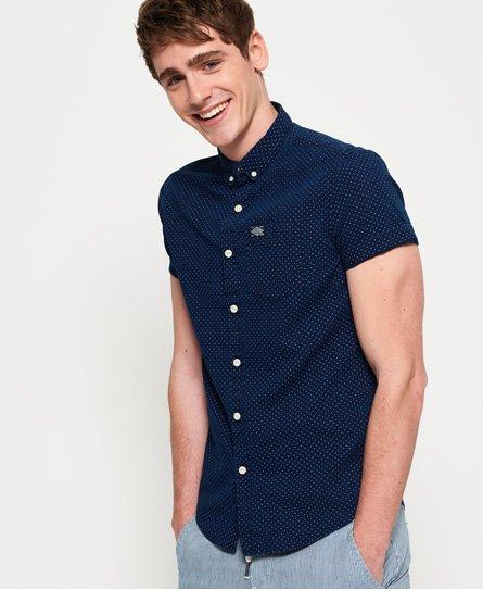 Superdry Homestead Loom Short Sleeve Shirt
