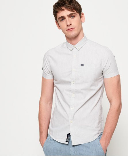 Superdry Ultimate Pinpoint Oxfordhemd